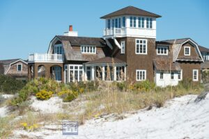 Beautiful building at Watersound Beach