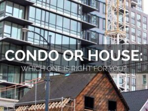 House or condo. Which property is better for you?