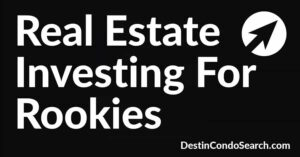 Real estate investing for rookies